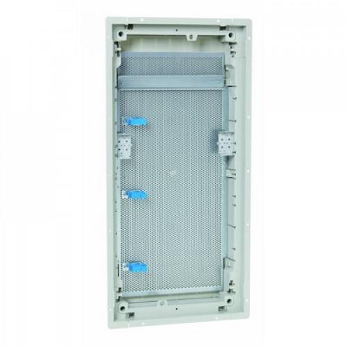 Шкаф ABB UZM530MV телекоммуникационный без двери на базе UK500