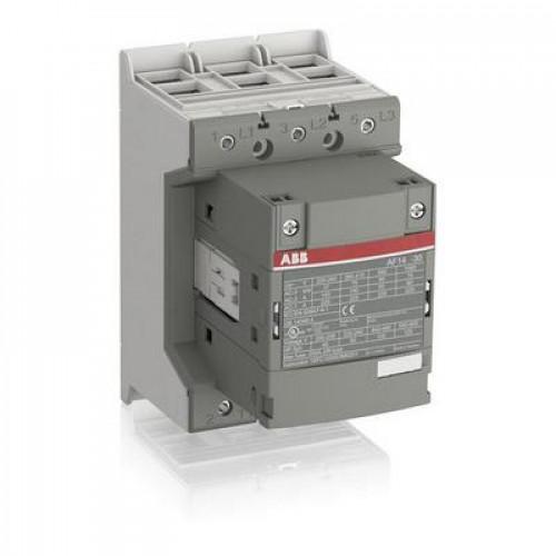 Контактор ABB AF140-30-00-11 140А AC3, 3-полюсный, с катушкой управления 24-60В AC/DC
