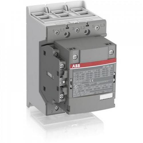 Контактор AF146-30-00-12 146А AC3 3-полюсный катушка управления 48-130В AC/DC ABB