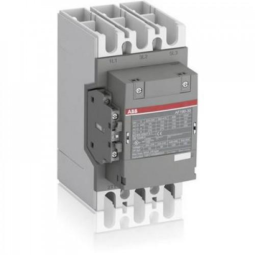 Контактор AF190-30-00-14 190А AC3 3-полюсный катушка управления 250-500В AC/DC ABB