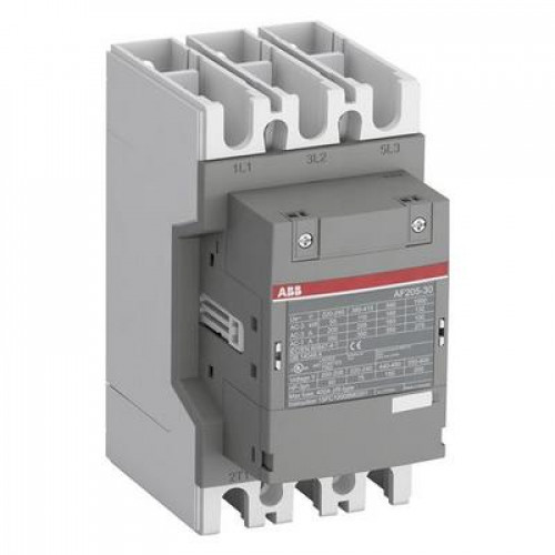 Контактор AF205-30-11-11 205А AC3 3-полюсный катушка управления 24-60В AC/DC ABB
