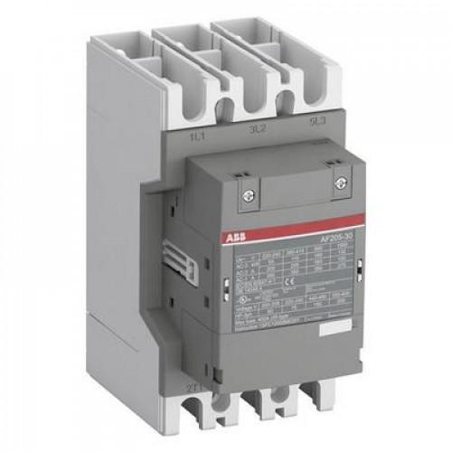 Контактор AF205-30-00-12 205А AC3 3-полюсный катушка управления 48-130В AC/DC ABB