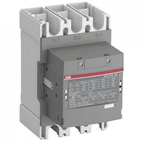 Контактор AF370-30-00-14 370А AC3 3-полюсный катушка управления 250-500В AC/DC ABB