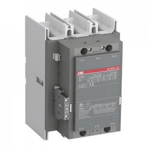 Контактор AF400-30-11 400А AC3 3-полюсный катушка управления управления 24-60В DC ABB