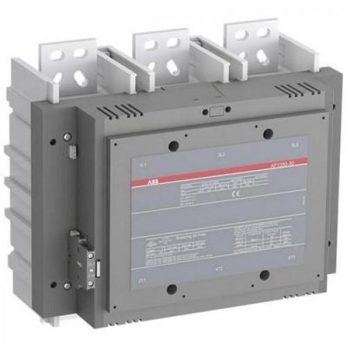 Контактор AF1650-30-11 1350А AC3 3-полюсный катушка управления управления 100-250В AC/DC ABB