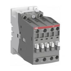 Контактор ABB AX09-30-10-81 9А AC3, 3-полюсный, с катушкой управления 24В АС