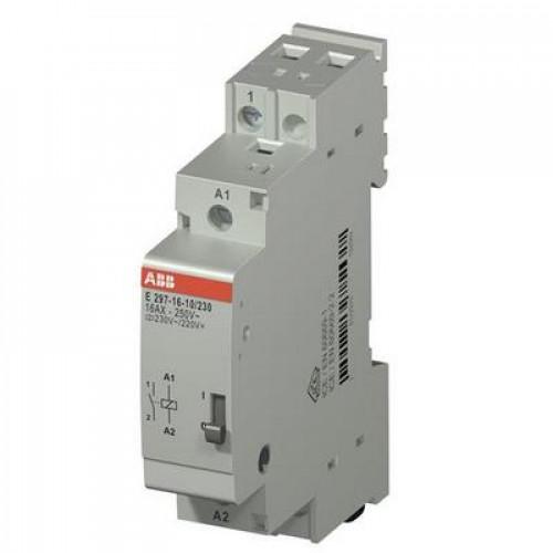 Импульсное реле ABB E297-16-20/230, 16А, с катушкой 230В, установочное