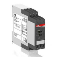 Реле времени ABB CT-ERS.21S задержка на включение 24-240В AC/DC, 0.05c..300ч, 2ПК, винтовые клеммы