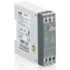 Реле контроля напряжения ABB CM-PVE контроль 3 фаз (контроль Umin/max L1- L2-L3 320-460В AC) 1НО контакт