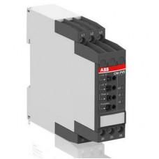 Реле контроля ABB CM-PVS.41S без контроля нуля, Umin/Umax=3x300-380В/420- 500BAC, обрыв, чередование, tрег =0-30с, 2ПК, винтовые клеммы