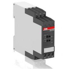 Реле контроля асимметрии фаз ABB CM-PAS.41S с регулеровкой порога срабатывания 2-25%, Uпит=Uизм=3х300-500В AC, 2ПК, винтовые клеммы