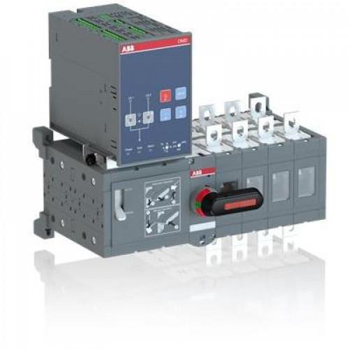 Реверсивный рубильник ABB OTM200E4C8D230C 4-полюсный с блоком АВР OMD800