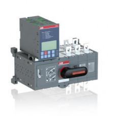 Рубильник реверсивный перекидной ABB OTM400E3C8D230C 3-полюсный с блоком АВР OMD800