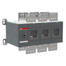 Рубильник ABB OT2500E03 2500А 3-полюсный выключатель нагрузки (без ручки управления и переходника)