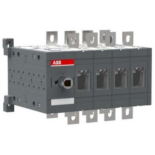 Реверсивный рубильник ABB OT3200E04C до 3200А 4х-полюсный (без ручки управления и переходника)