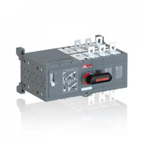 Реверсивный рубильник ABB OTM200E3CM110V до 200А 3-полюсный с моторным приводом 110В AC/DC