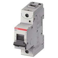 Автоматический выключатель ABB S800C C80 однополюсный на 80a