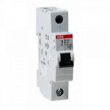 Автоматический выключатель ABB SH201L C6 однополюсный на 6a