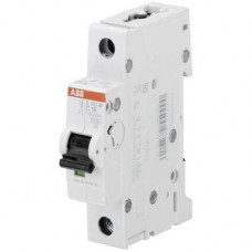 Автоматический выключатель ABB S201M C16 однополюсный на 16a
